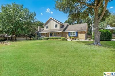 Comal County Single Family Home For Sale: 1161 Flaming Oak Drive
