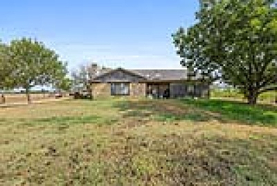 Temple Single Family Home For Sale: 9232 Wedel Cemetery Rd Road