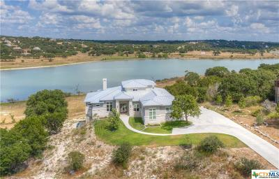 Comal County Single Family Home For Sale: 166 Pelican Court