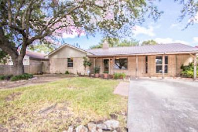 Belton Single Family Home For Sale: 1605 Shady Lane