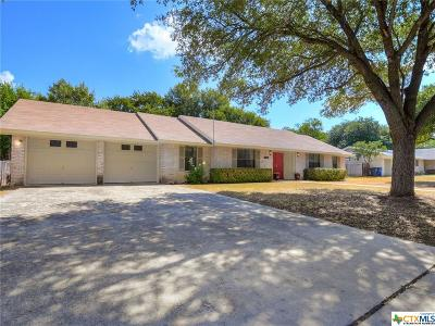 Comal County Single Family Home For Sale: 1228 Rapids Road