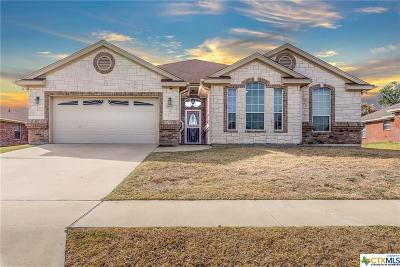 Killeen Single Family Home For Sale: 4807 Sapphire Drive