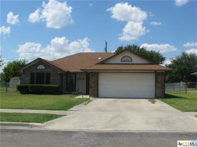 Killeen Single Family Home For Sale: 2505 Marlin Drive