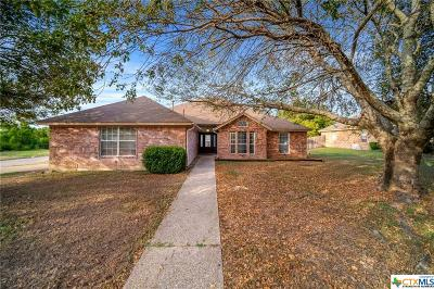 Harker Heights Single Family Home For Sale: 1601 Citation Loop