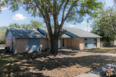 Killeen Single Family Home For Sale: 3001 Persimmon Drive