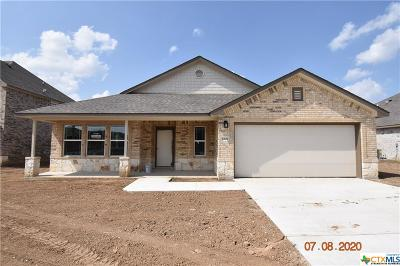 Killeen Single Family Home For Sale: 6109 Verde Drive