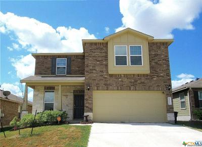 Killeen Single Family Home For Sale: 9213 Sandyford Court