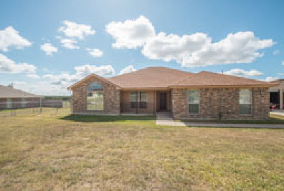Copperas Cove Single Family Home For Sale: 501 County Road 4884