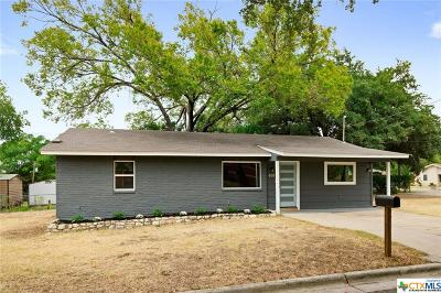 Georgetown Single Family Home For Sale: 601 W 4th Street