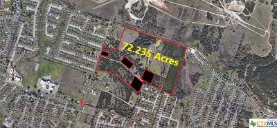 Killeen Residential Lots & Land For Sale: 60th Street