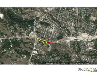 Copperas Cove Commercial For Sale: SE Corner Of Hwy 190 & Fm 2657