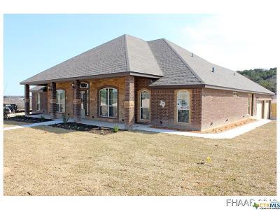 Harker Heights Single Family Home For Sale: 2536 Faux Pine Drive