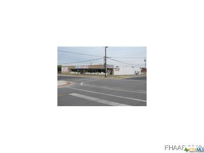 Killeen Commercial For Sale: 117 8th Street