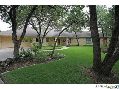 Belton Single Family Home For Sale: 101 Lost Mesa