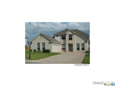 Copperas Cove Single Family Home For Sale: 121 Deer Horn Pass