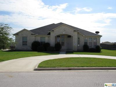 Harker Heights Single Family Home For Sale: 500 Grass Dancer Drive