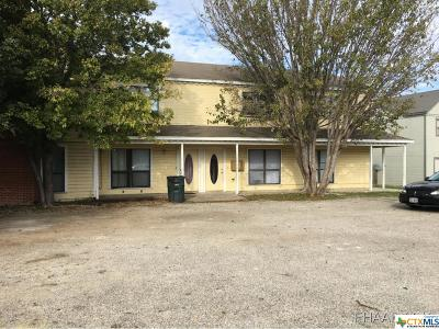 Killeen Multi Family Home For Sale: 3409 Victoria Circle Circle #A-D