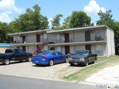 Killeen TX Multi Family Home For Sale: $119,000