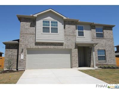 Killeen Single Family Home For Sale: 3705 Ozark Drive
