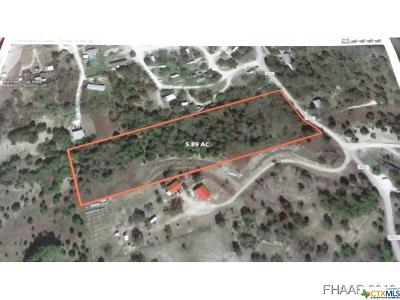 Kempner Residential Lots & Land For Sale: 0000 County Road 4953