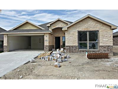 Copperas Cove TX Single Family Home For Sale: $172,500