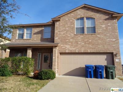 Copperas Cove Single Family Home For Sale: 2204 Ryan Drive