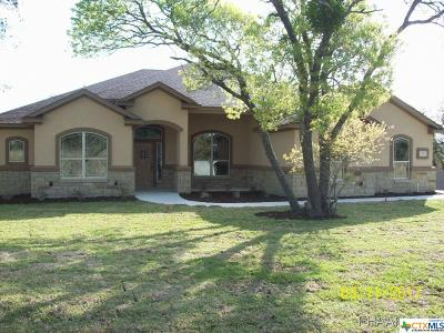 Killeen Single Family Home For Sale: 187 Fay Drive