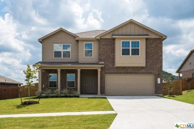 Killeen Single Family Home For Sale: 3708 Ozark Drive