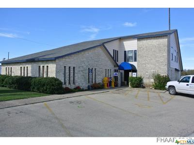 Copperas Cove Commercial For Sale: 2705 Hwy 190 Street