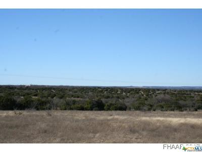 Lampasas Residential Lots & Land For Sale: 11.5 Acres Hwy 281
