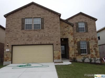 Temple Single Family Home For Sale: 1219 Daffodil Drive