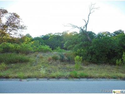 Harker Heights Residential Lots & Land For Sale: 3505 Shoreline Drive