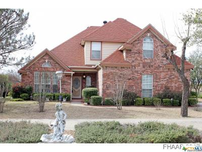 Killeen Single Family Home For Sale: 4991 Onion Rd Road