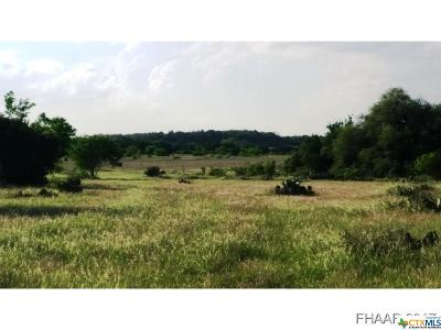Lampasas Residential Lots & Land For Sale: 0000 County Road 1139