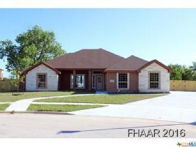 Killeen Single Family Home For Sale: 6203 Springbrook Circle