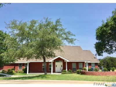 Salado Single Family Home For Sale: 2164 Pirtle Drive