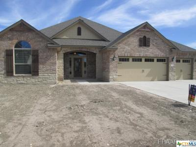 Belton Single Family Home For Sale: 5509 Juno Drive