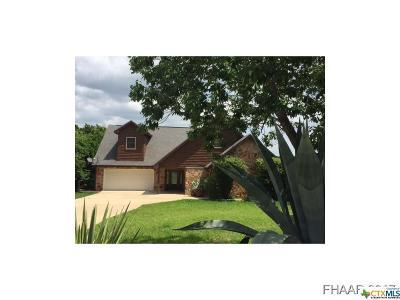 Belton Single Family Home For Sale: 5163 Denmans Lp
