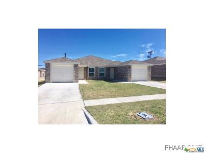 Copperas Cove Multi Family Home For Sale: 219 Gibson Street