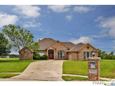 Copperas Cove Single Family Home For Sale: 1510 High Chapparal Drive