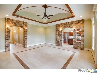 Belton Single Family Home For Sale: 2006 Yturria Drive