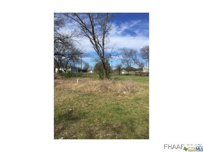 Copperas Cove Residential Lots & Land For Sale: 201 Carpenter Street