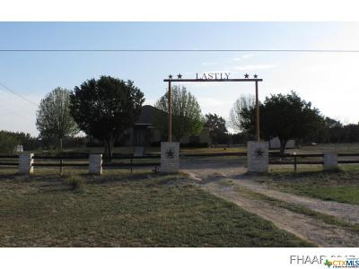 Lampasas County Single Family Home For Sale: 18188 Highway 183 Highway