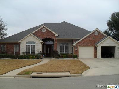 Nolanville Single Family Home For Sale: 3007 Fieldwood Drive