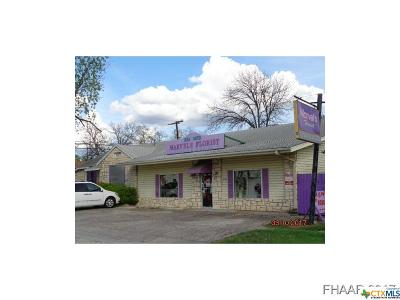 Killeen Commercial For Sale: 720 10th Street