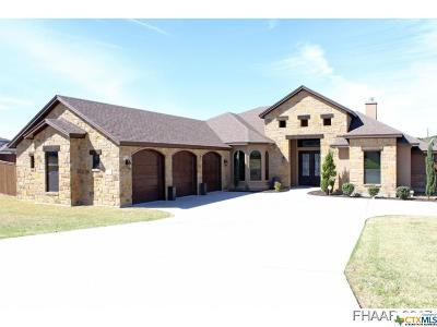 Nolanville Single Family Home For Sale: 7042 Chimney Hill Drive