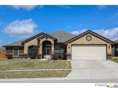 Killeen Single Family Home For Sale: 2703 Legacy Lane