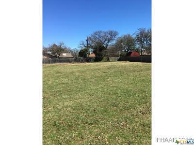 Harker Heights Residential Lots & Land For Sale: 4301 Broken Arrow Drive