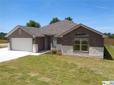 Kempner Single Family Home For Sale: 1072 Homestead Drive