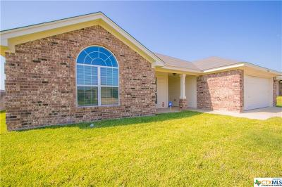 Killeen Single Family Home For Sale: 3204 Canadian River